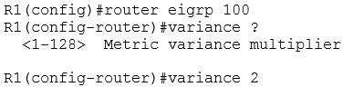 Using The Variance Command