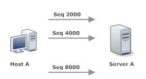 A TCP Segment Is Lost (6000)