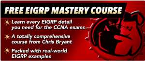 Free EIGRP Mastery CCNA Course