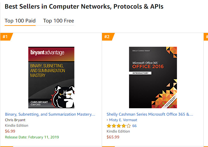 Best-Selling Computer Networking Guide