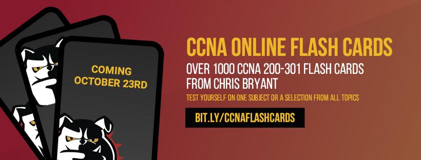 CCNA 200-301 Flash Cards